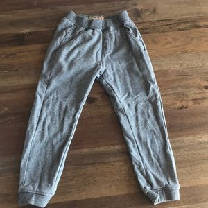 Boys Lucky Brand Sweatpants joggers size 6